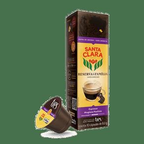 Cartucho-com-10-Cap-Cafe-Espresso-Santa-Clara-Reserva-da-Familia-Mogiana