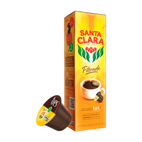 Cartucho-com-10-Cap-Cafe-Filtrado-Santa-Clara-Classico
