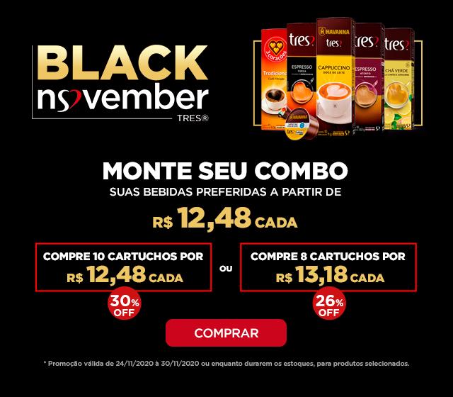 Black November - Monte Seu Combo
