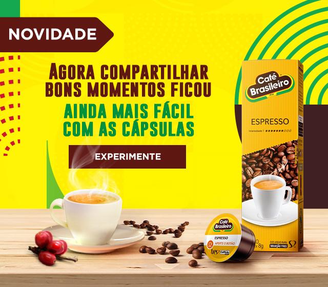 Café Espresso Brasileiro